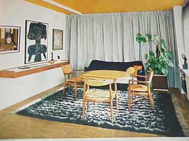 Yellow Black And White Dining Room Flickr Photo Sharing