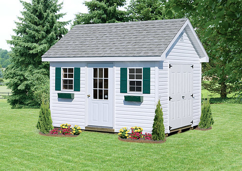 Ulisa outdoor shed at home depot for Garden shed pictures