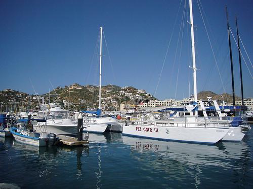 Cabo San Lucas Marina by Old Jingleballicks