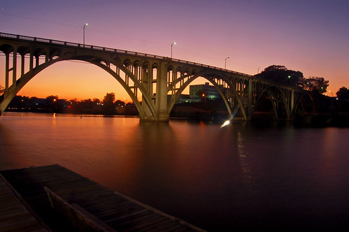 sunset nikond50 riverbridge coosariver broadstreetbridge thewaterfallhunter loriwalden