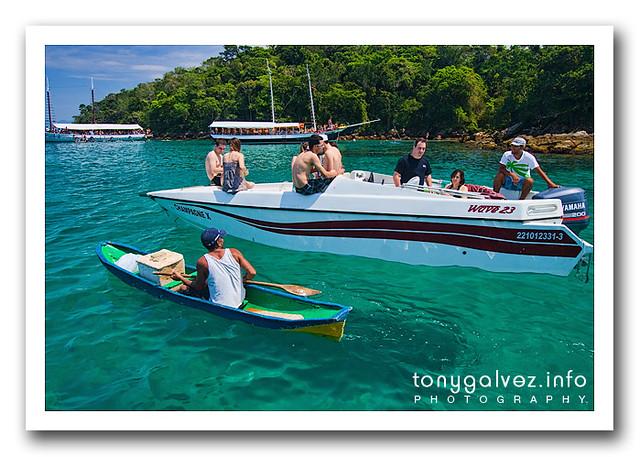 qué hacer en Ilha Grande