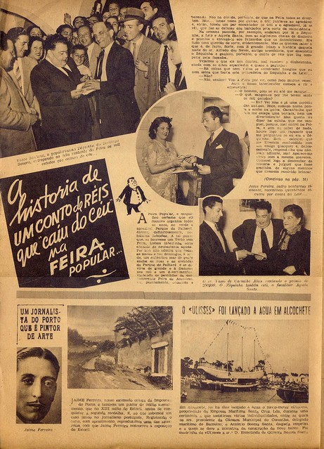 O Século Ilustrado, No. 504, August 30 1947 - 16 by Gatochy
