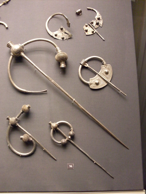 "British Museum: Viking badges ""The Penrith Hoard"""