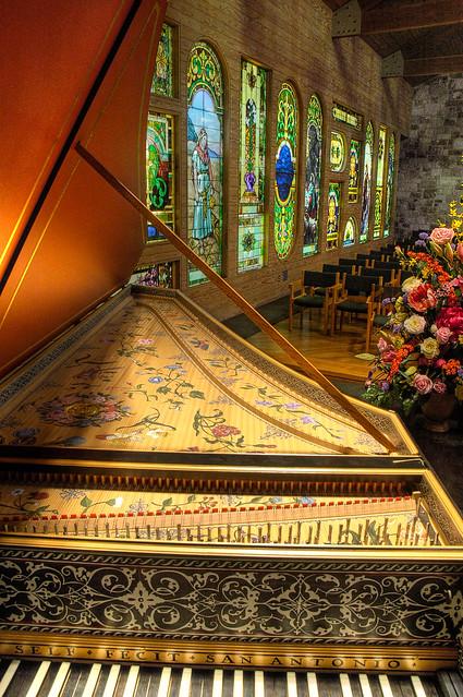 Harpsichord, First Presbyterian Church
