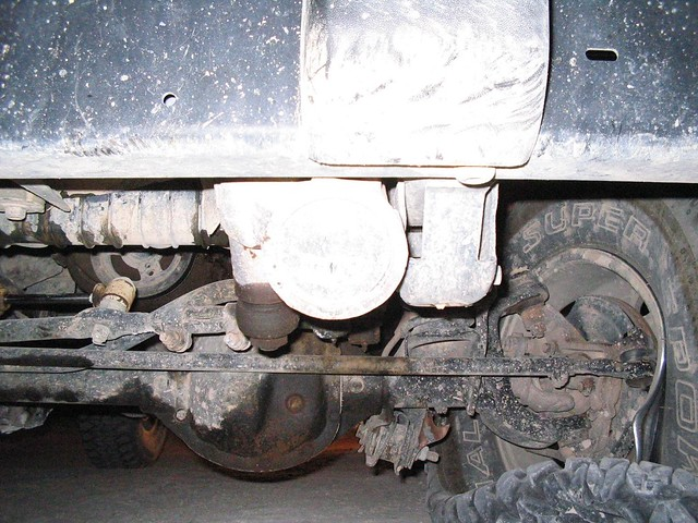 Tracie Blog Damage To Undercarriage