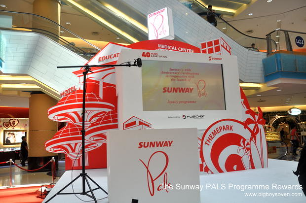 The Sunway PALS Programme Rewards 6