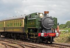 94XX Pannier Tank Engine 9466 2
