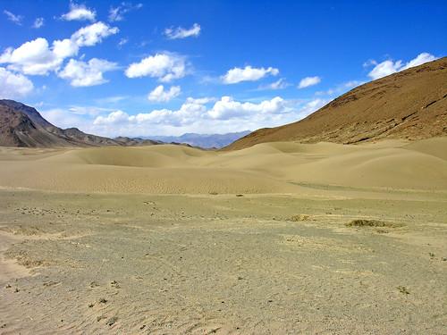 Tibet-5828 - Tibet Desert!
