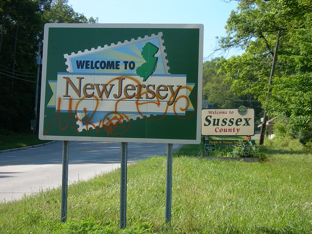 Welcome To New Jersey Amp Sussex County Flickr Photo