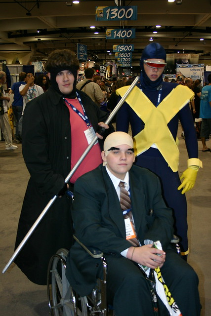 X-Men Cosplay - Picture Colection