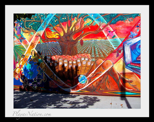 Chicano mural flickr photo sharing for Chicano mural art