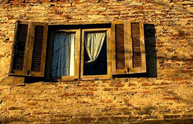 Open de windows