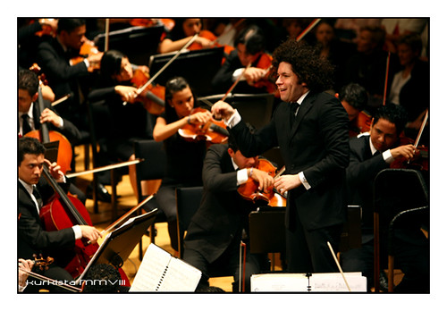 so you want to lead an orchestra On a side note, i always copy my parts so that if i were to perform the piece  if  you are primary, you need to lead with your sound and pacing and  if the  orchestra gets separated, it may allow you to be the musician that helps.