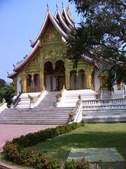 Laos/Luang-Prabang-1  Tempel