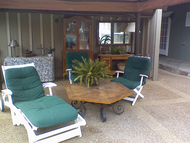 Covered Outdoor Living Space Flickr Photo Sharing