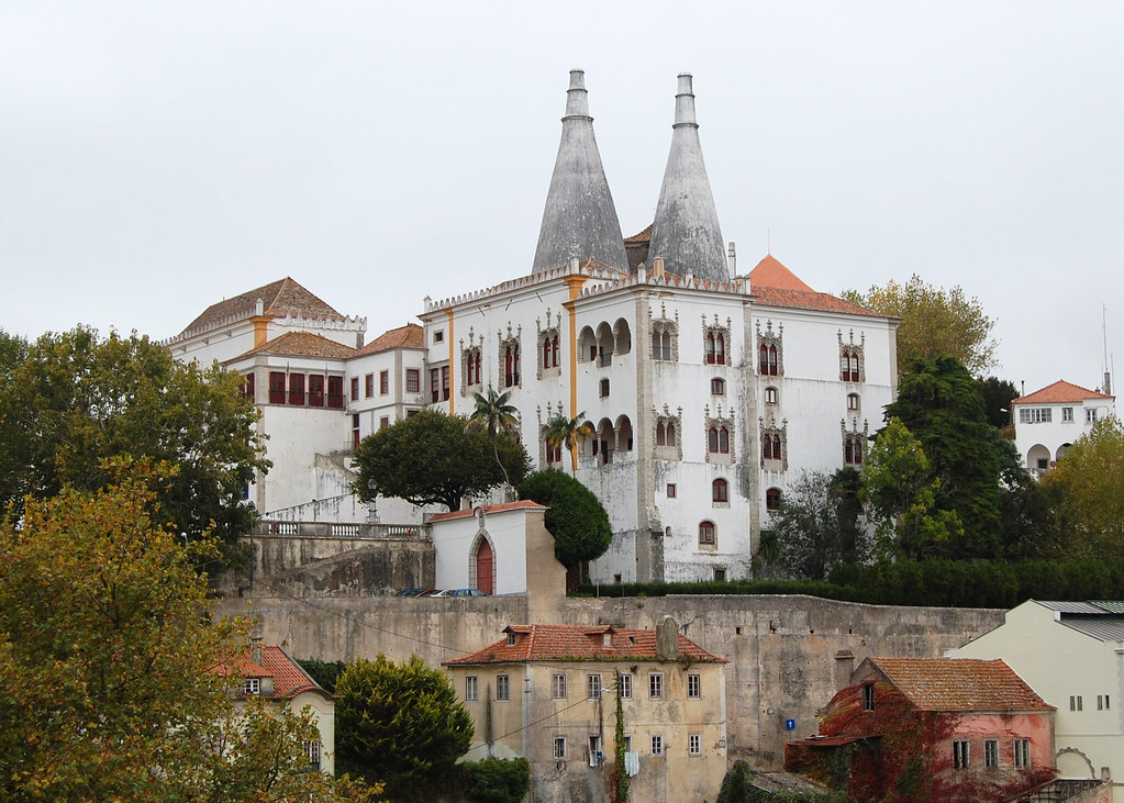 Palacio Nacional de Sintra - Palacio da Vila