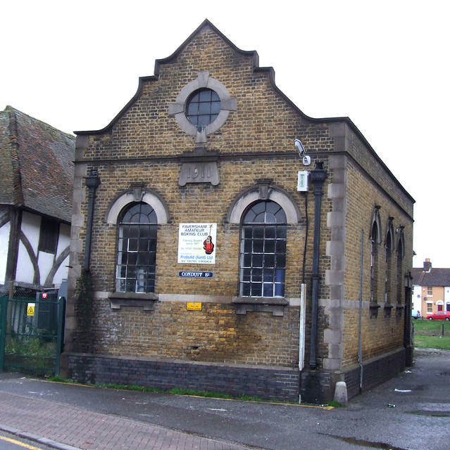 Party Venue in Faversham   West Faversham CC.