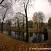 Autumn in Riga, Fisheye -  Latvia