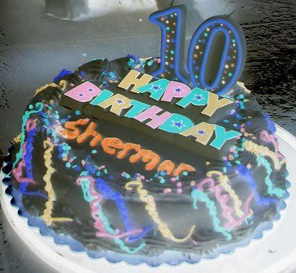 Interesting Birthday Cake Ideas