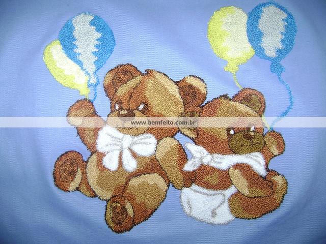 Ursinhos Em Ponto Russo Sera A Frente De Uma Bolsa Po Flickr
