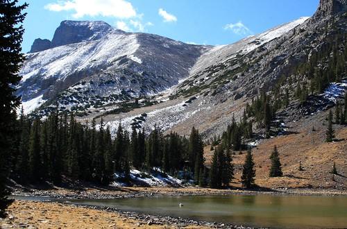 Wheeler Peak and Stella Lake, Great Basin National Park (IMG_9253a)
