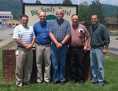 Big Sandy RECC members & staff