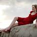 Heidi at The Great Salt Lake by calanan