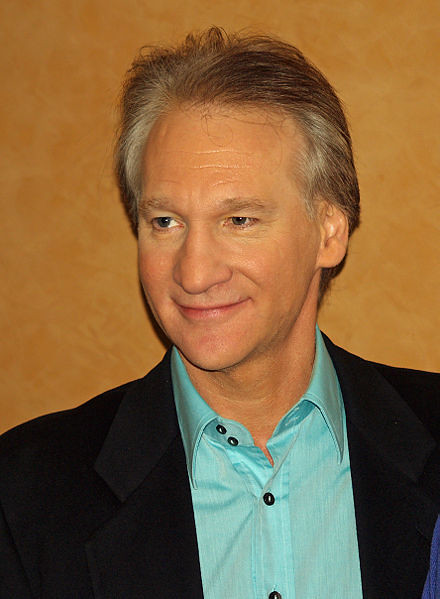 Bill Maher by David Shankbone from Flickr via Wylio
