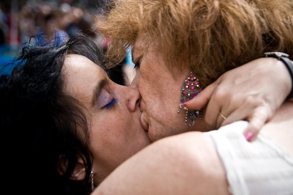Lesbian Gay Pride 154 28jun08 Paris France