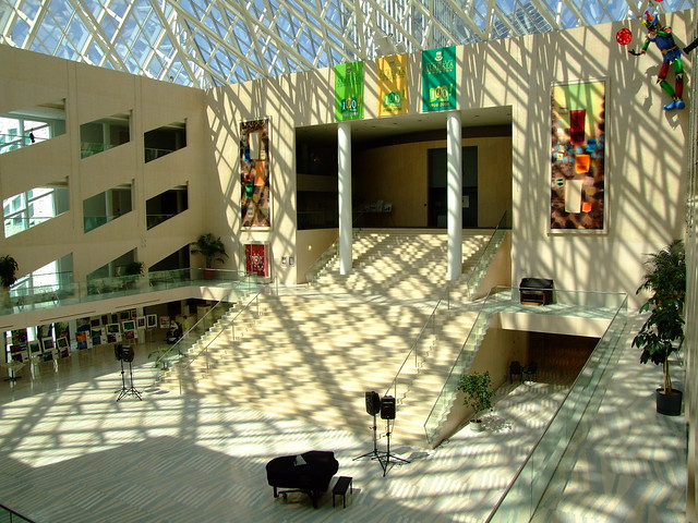 City Hall Edmonton