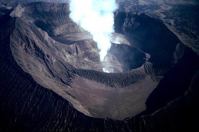 Benbow Volcano