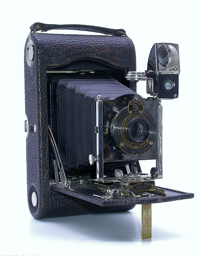 No 3 Folding Pocket Kodak