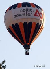 Gatineau Hot Air Balloon Festival - Abitibi Bowater