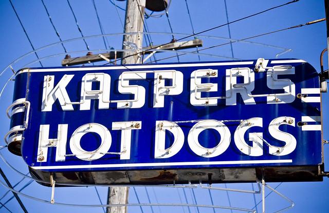 Kasper S Hot Dogs