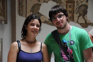 Túnez '08 - Sabela & Batán