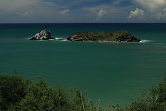 View from a sight seeing post near Manzanillo, Margarita Island, Venezuela