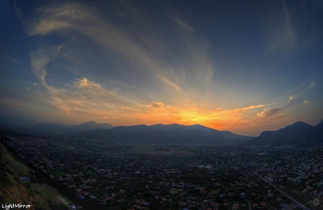 Mystic Clouds in Palermo