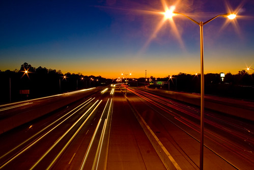 bridge light red white car night sunrise dawn highway long exposure streak interstate lightstreak lightbeam mywinners abigfave platinumphoto anawesomeshot amazingamateur betterthangood theperfectphotographer