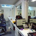 Make-up dept, ABC Ultimo Centre, Sydney