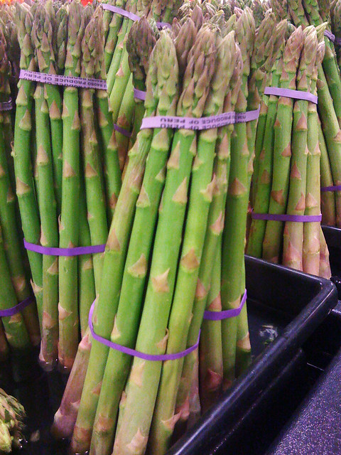 Asparagus from Flickr via Wylio