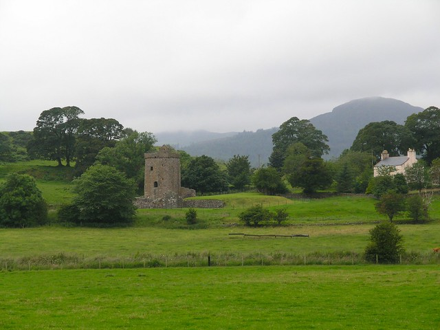 Orchardton Tower (9 of 9)