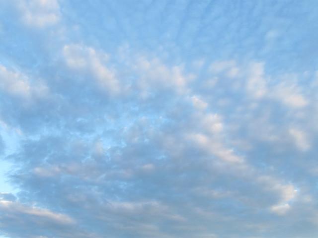 Ceu Com Nuvens