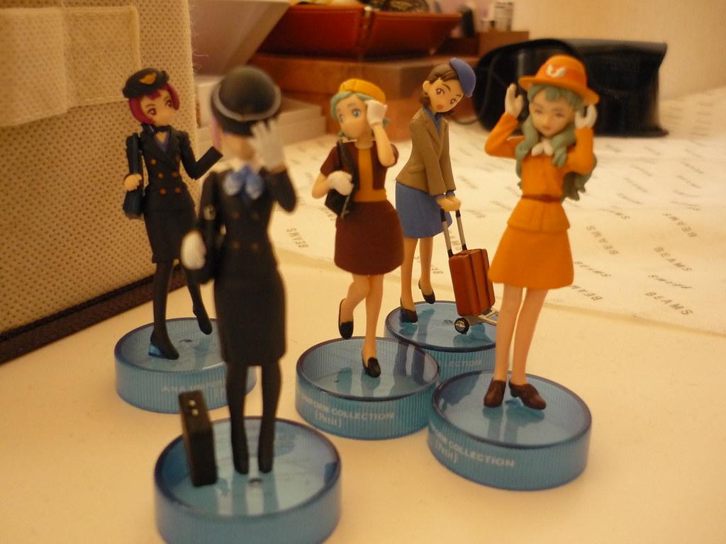ANA figures