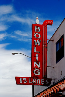 belen--Bowling Sign