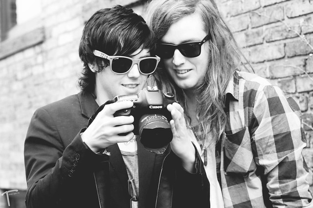 Kellin Quinn and Jesse Lawson