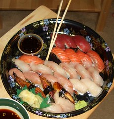 Sushi from Akasaka in Federal Way, WA