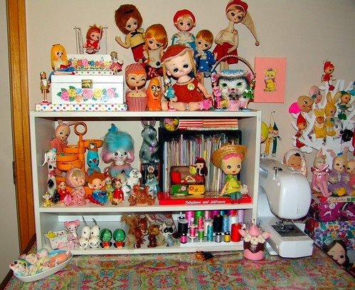 Dollie/Sewing Corner