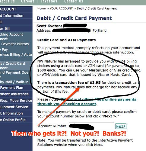 Debit / Credit Card Payment