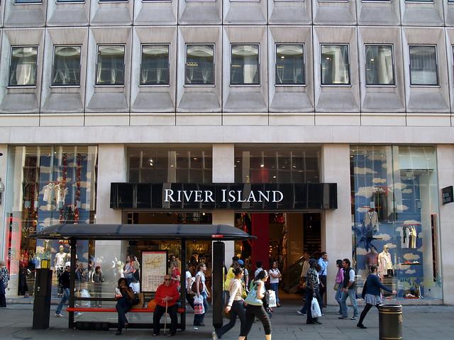 River Island Oxford Street London