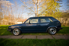 automobile, automotive exterior, supermini, vehicle, volkswagen golf mk2, city car, land vehicle, hatchback,